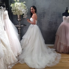 Fall 2016 Bridal line by Justin Alexander