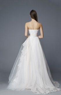 """Luna"" Antonio Riva bridal gown at Masako Formals"
