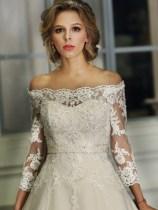 Victoria's Bridal 3283 sz14 IVY $999 FRONT (1)