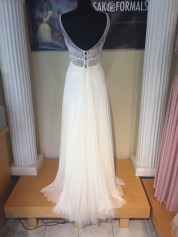 Rembo Styling Emmeraude size 4 Ivory $2739 (4)