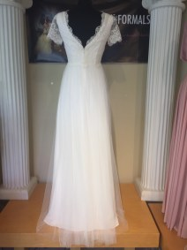 Rembo Styling Layna size 8 Ivory $2160 (3)