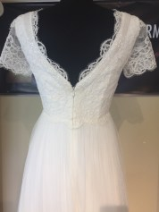 Rembo Styling Layna size 8 Ivory $2160 (4)