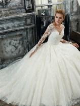 Victoria's Bridal 2240 sz8 IVY $1839 FRONT (1)