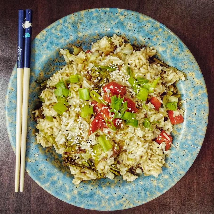 Veggie-fried-rice