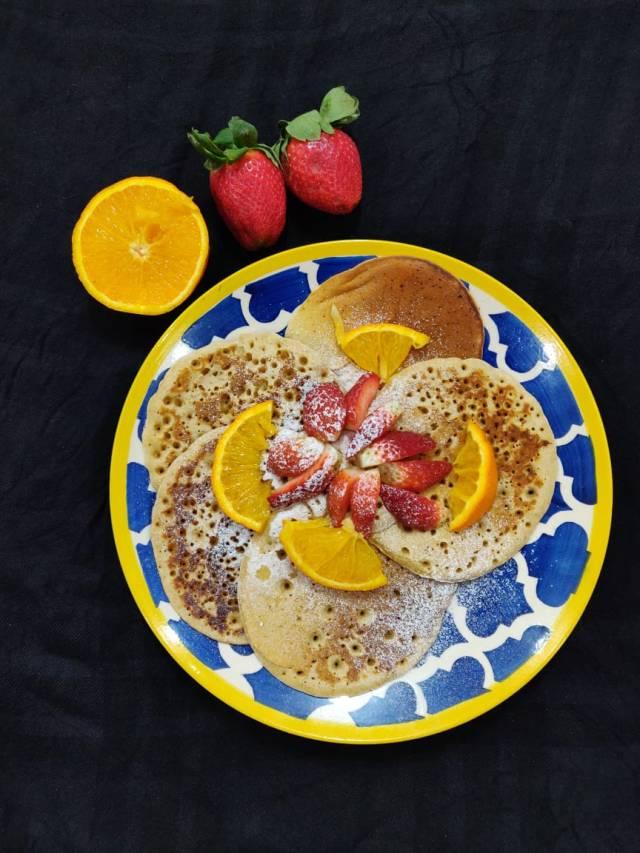 Oats-pancakes