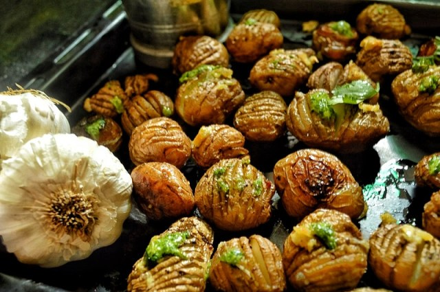 Hasselback_Baby_Potatoes