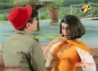 Babita in Aulaad Movie