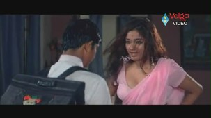 Kiran Rathod Sexy big Boob Show On Wet Saree From High School - YouTube(3)[(005793)19-58-35]