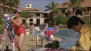 Bewaffa Se Waffa - Part 6 Of 17 - Vivek Mushran - Juhi Chawla - Superhit Bollywood Movies - YouTube(2)[(001228)15-28-44]