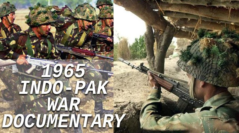 Indo pak war 1965 video