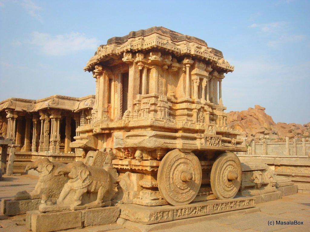Chariot Vittala Temple