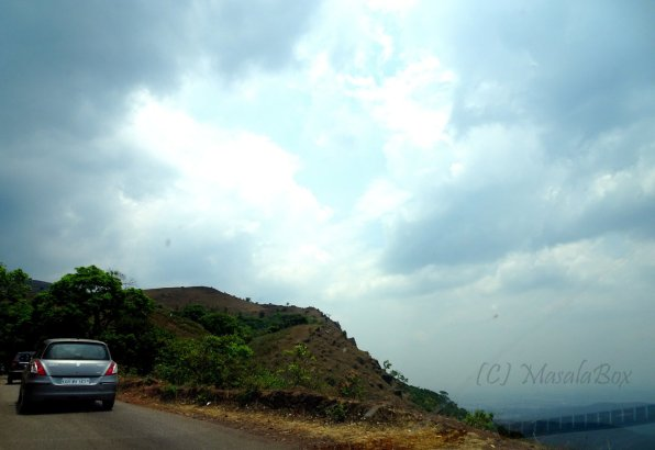 Chikmagalur - clouds gathering