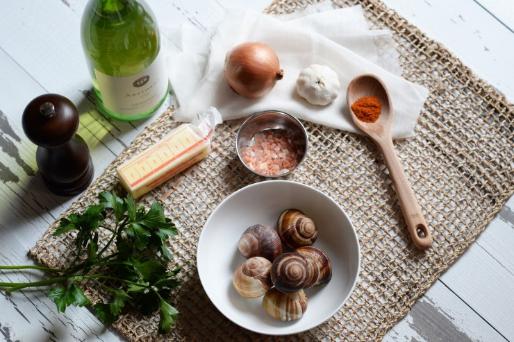 ingredients-french-recipe-escargots