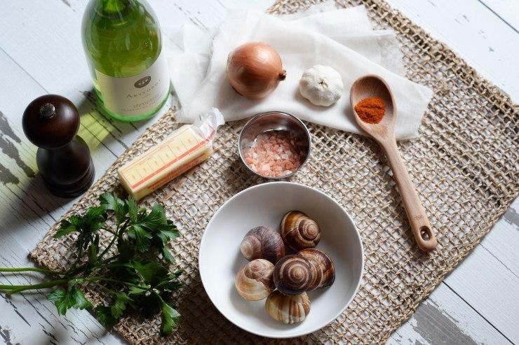 ingredients-french-recipe-escargots