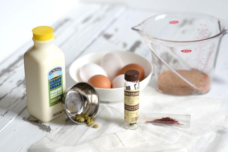 ingredients-saffron-creme-brulee-recipe