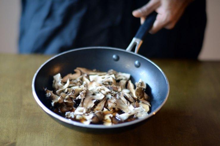 pan-fry-mushroom-recipe