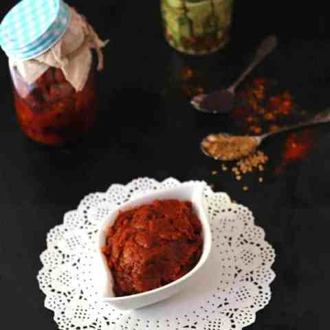 MANGO THOKKU PICKLE