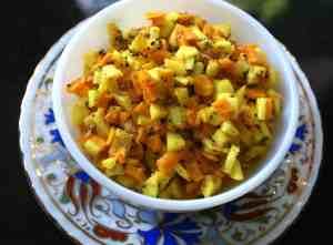 Mango Ginger (Manga Inji) Fresh Haldi (Turmeric) Instant Pickle