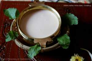 Pal Payasam or South Indian Kheer (Pressure Cooker Method)