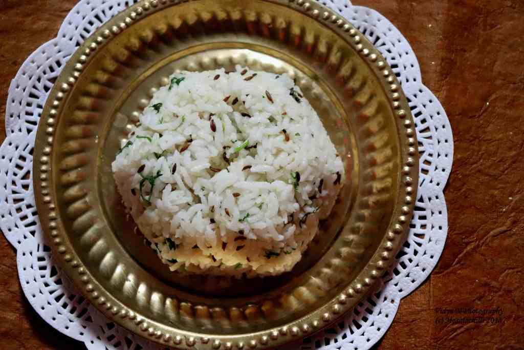 Jeera Rice or Cumin Rice