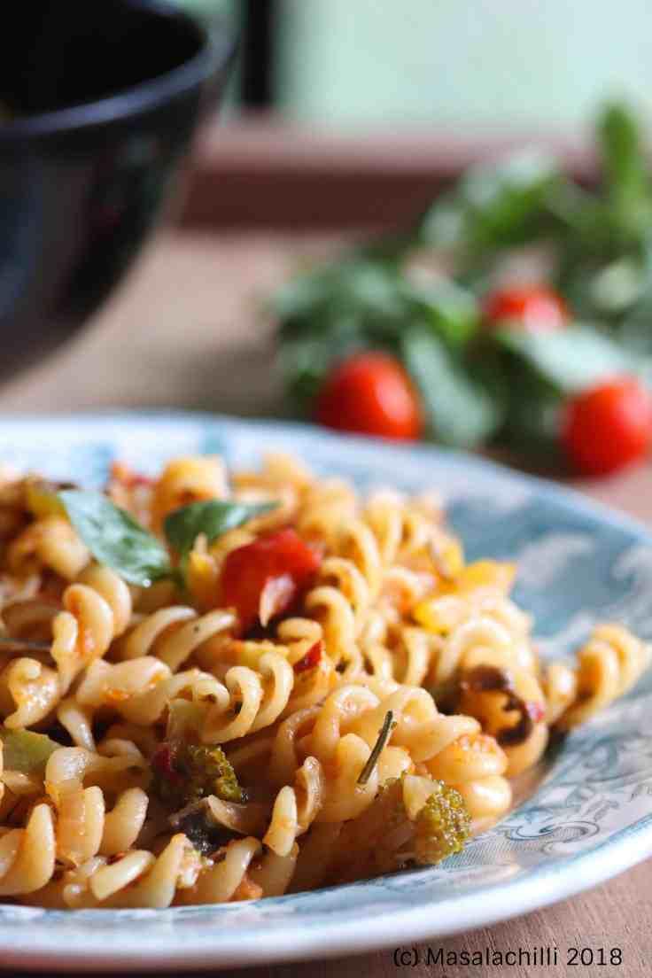 Tomato Pasta 6