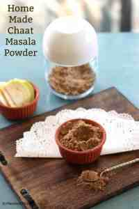 Chaat Masala Powder – A must have Indian Street Food Spice Blend