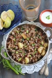 Sabudanyachi Khichadi – Popular Fasting Recipe from Maharashtra