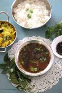 Jeera Milagu Rasam Recipe / South Indian Pepper Cumin Soup