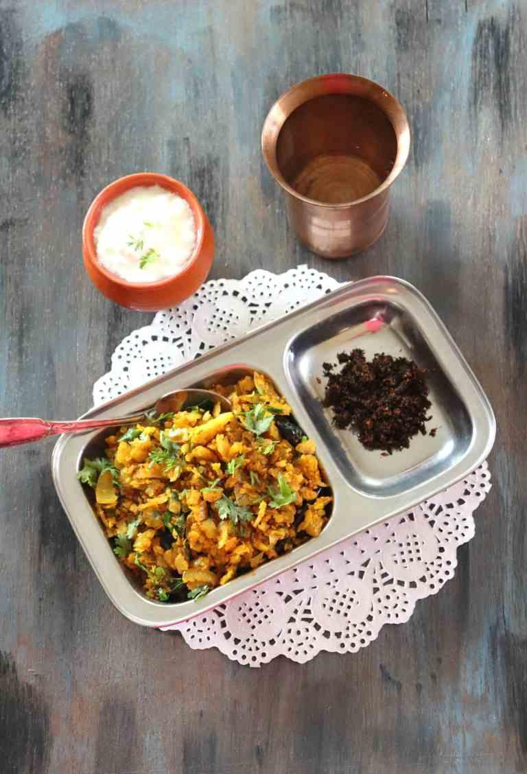 Phodnichi Poli (Maharashtrian Breakfast Recipe with Leftover Roti)