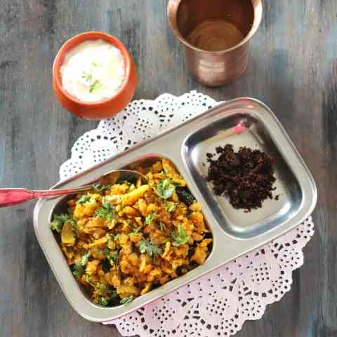 Phodnichi Poli Maharashtrian Breakfast Recipe