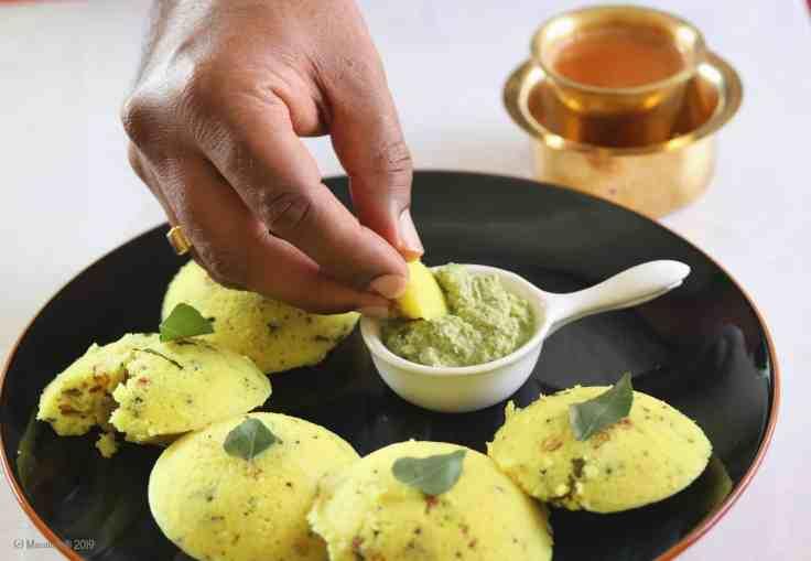 Rava Idli, Easy Breakfast Recipe