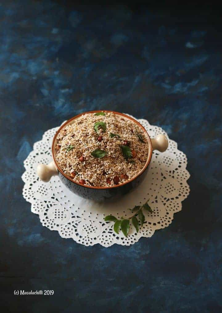 Rajgira Chivda / Falahari Chivda Recipe / Vrat ki Namkeen