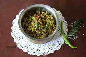 Achinga Payar Thoran / Pacha Payar Thoran / Kerala  Long Beans Stir Fry