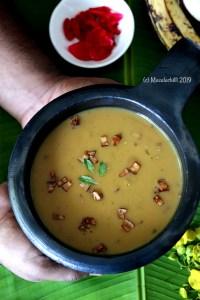 Nendram Pazham Pradhaman / Kerala Banana Payasam Recipe