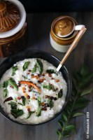 Creamy Curd Rice For Summer