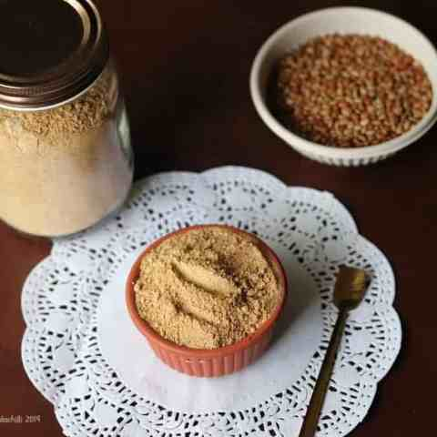 How to Make Kollu Podi