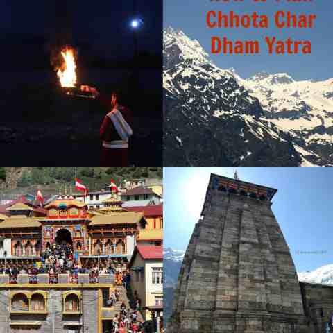 Chota Char Dham Yatra Details
