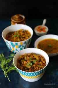 Kovakkai Sadam/Ivy Gourd Rice Recipe/Tindora Rice