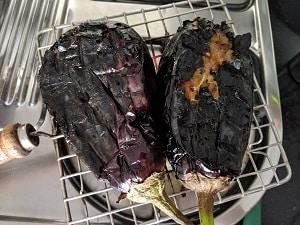 Char the Eggplant
