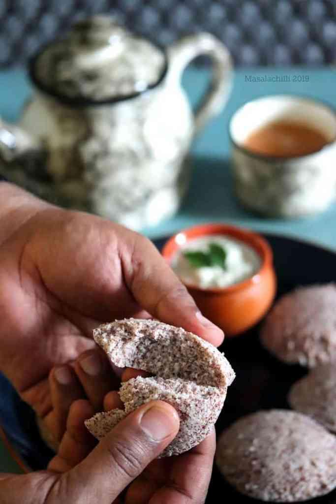 Easy to Make Ragi Idli, Nachni Idli or Finger Millet Idli