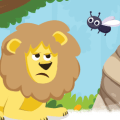aslan ve sivrisinek