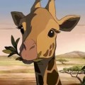 Uyumak istemeyen zürafa masalı