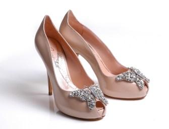 Shoe Fetish: India-Born Shoe Designer's Shoes Fit for a Princess