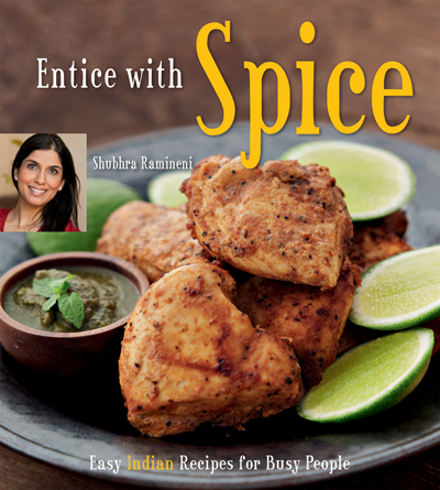 Entice with Spice Blad Cover