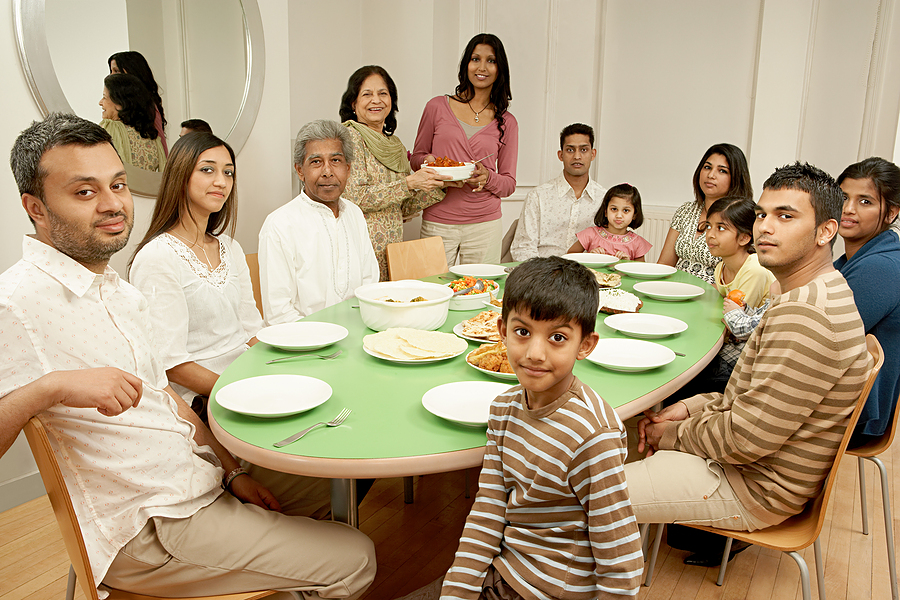 family dining ramadan