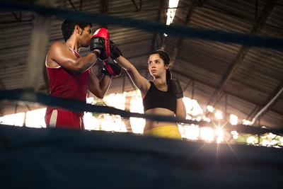 bigstock-Young-Woman-At-Boxing-And-Self-35067887