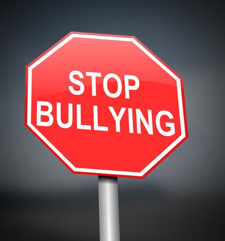 Stop bullying sign | Masalamommas