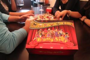 Bollywood Board Game, Bollystar, Bollywood, Masalamommas, Mazaa Inc, Zenia Wadhwani