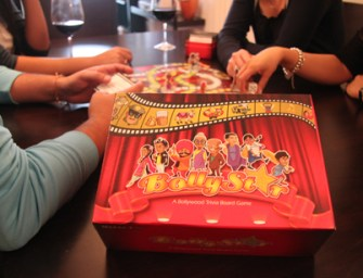 New Bollywood Board Game Celebrates the Love of Hindi Cinema