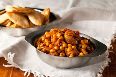 bigstock-Chickpea-Curry-Dinner-25181216